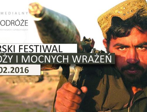 Piekarski Festiwal Podróży iMocnych Wrażeń