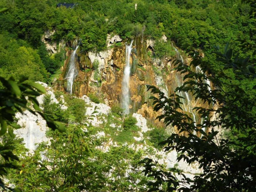 Wielki Wodospad Jezior Plitwickich