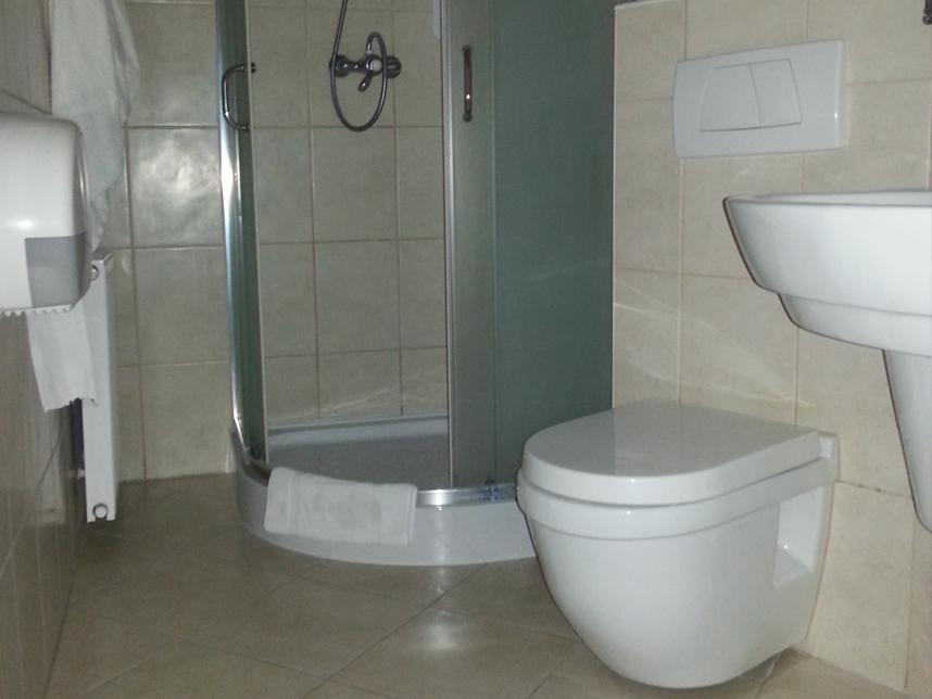 Hotel Antonina Sopot lazienka