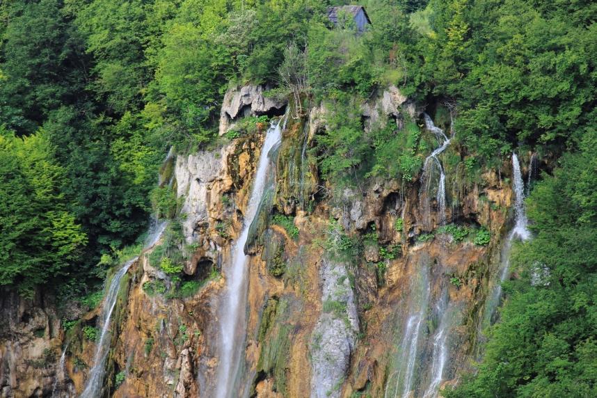 wielki wodospad plitwice