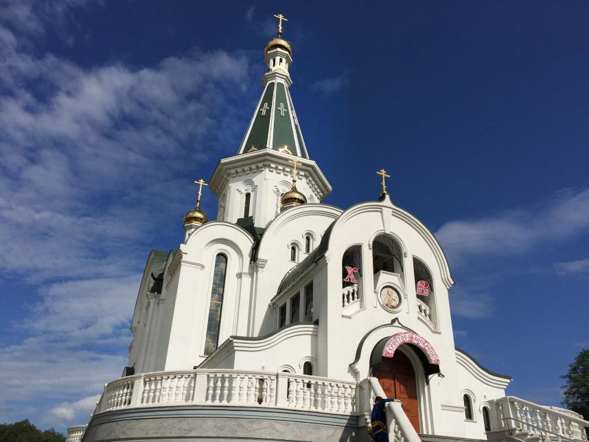 Cerkiew Kaliningrad