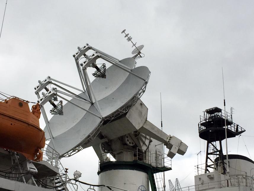 anteny Kosmonavt Viktor Patsayev Kaliningrad