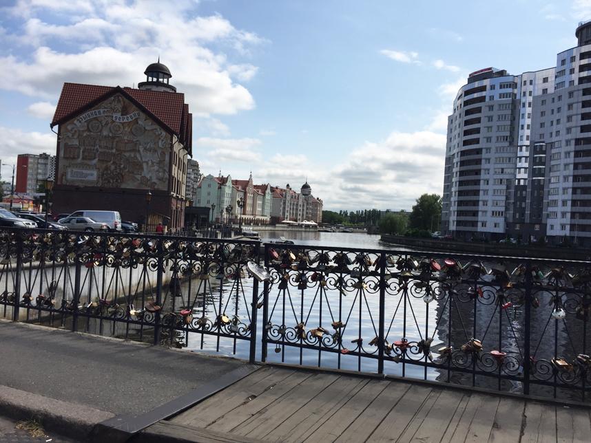 most zakochanych Kaliningrad
