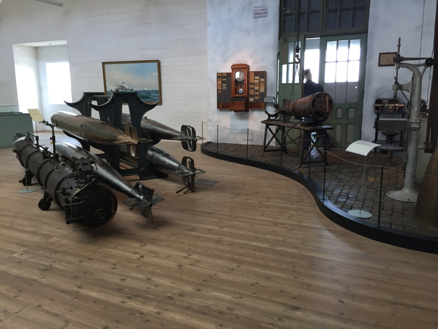 Muzeum Morskie Karlskrona