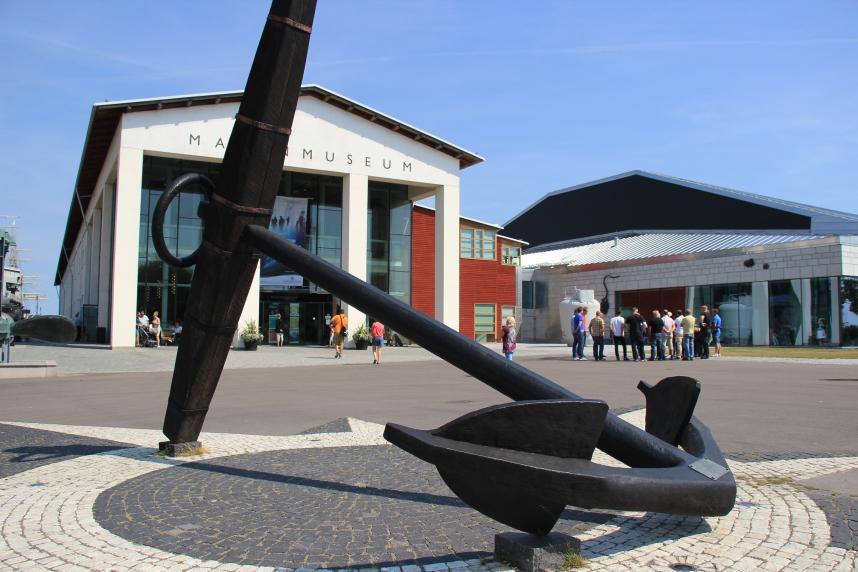 Muzeum Morskie w Karlskronie
