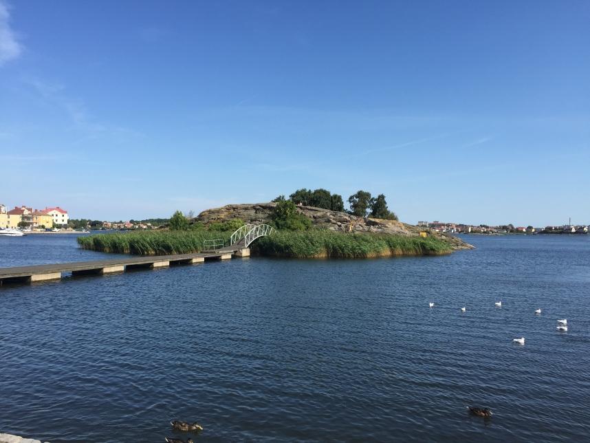 wyspa Stakholmen Karlskrona