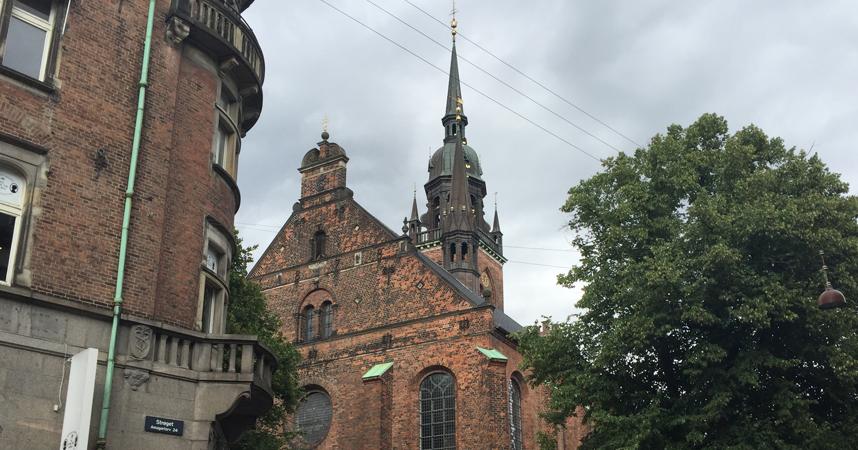 Jeden dzień w Kopenhadze