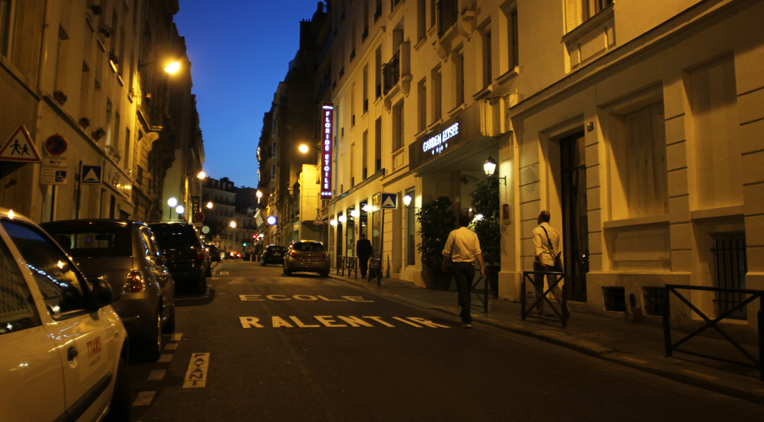 Floride-Etoile Paryż