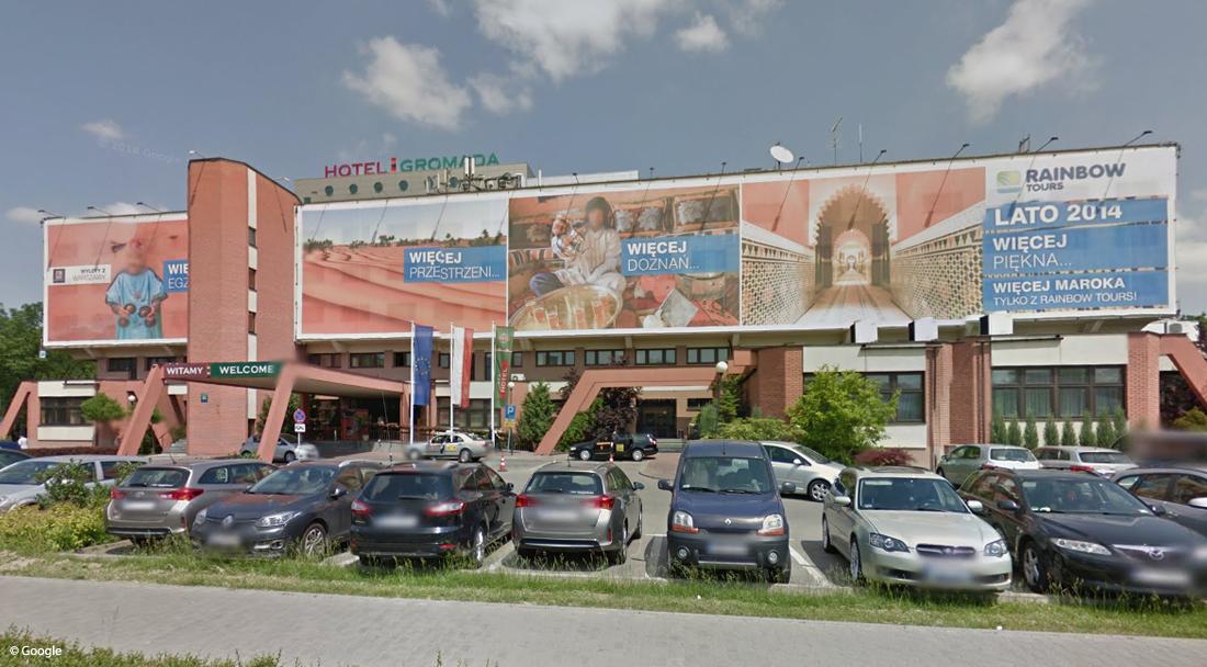 Hotel Gromada Airport Warszawa
