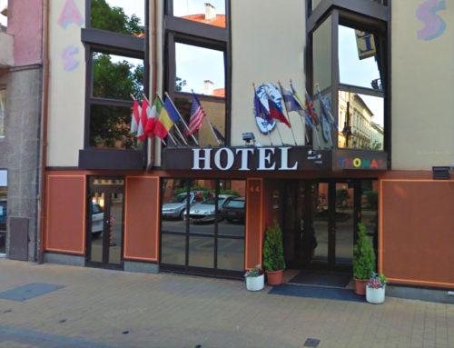 Hotel Thomas Budapeszt