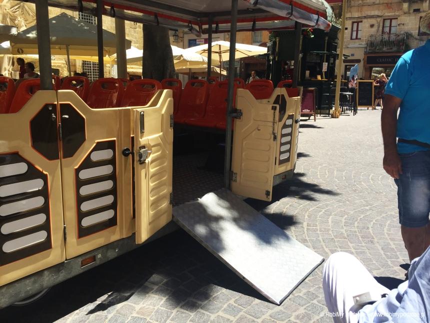 Malta fun trains dostosowanie