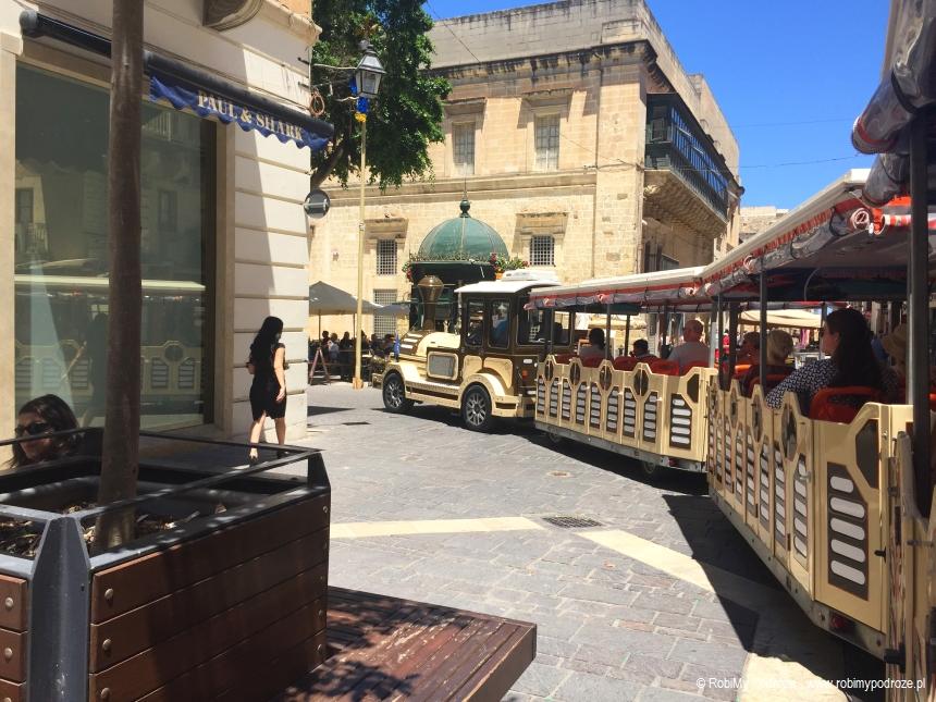 pociąg Valletta