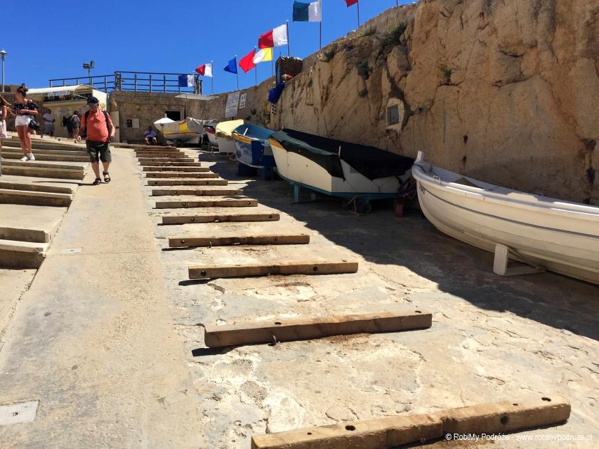 Belki dowyciągania łodzi