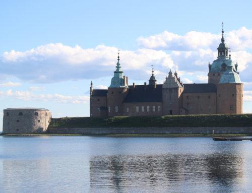 Piękny Kalmar w Szwecji