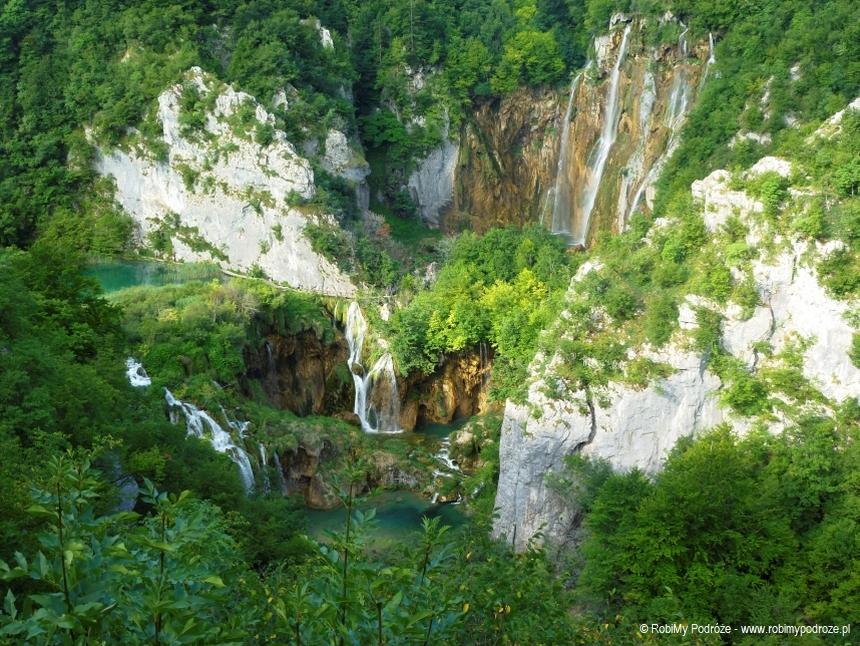 Największy wodospad wChorwacji - Veliki slap
