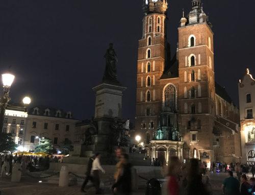 Weekend w Krakowie, magicznym mieście