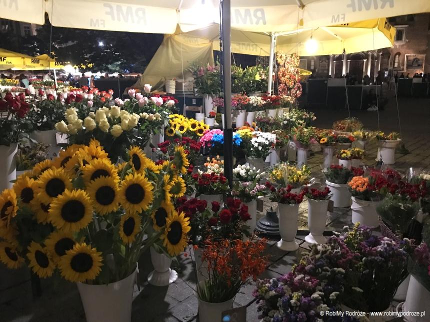 krakowskie kwiaciarki