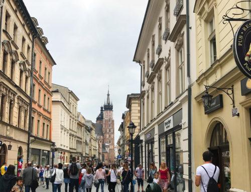 Weekend w Krakowie, magicznym mieście – Droga Królewska