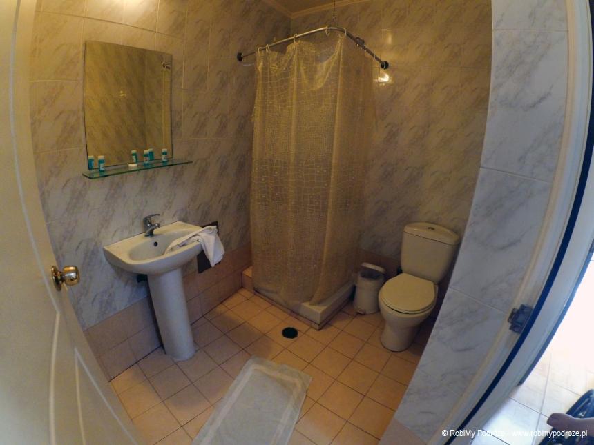 Hotel Rio Ateny - łazienka
