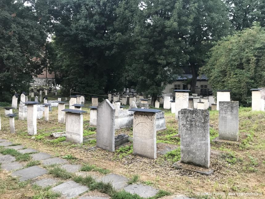 Cmentarz Remuh w Kazimierzu