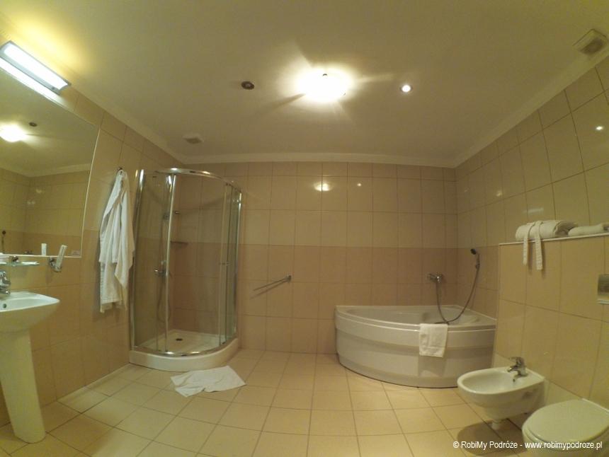 Hotel Navigator Kaliningrad -łazienka