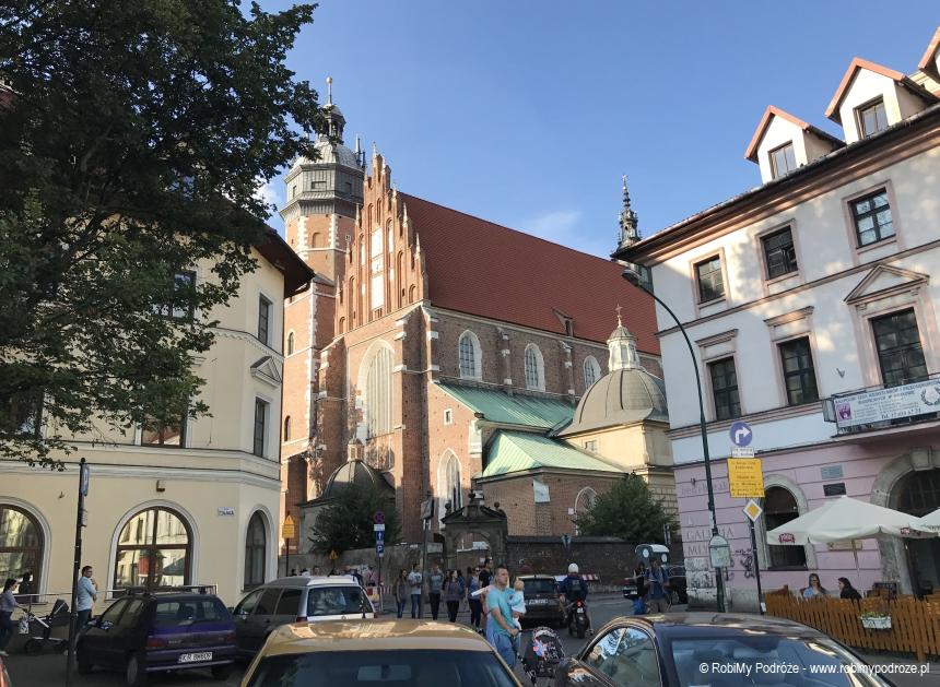 Kościół Bożego Ciała Kazimierz