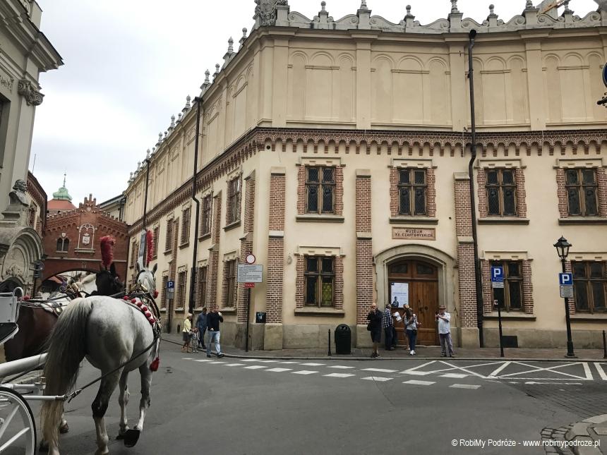 Muzeum Czartoryskich wKrakowie