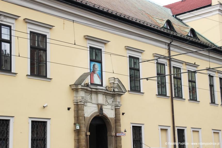 Okno Papieskie wKrakowie