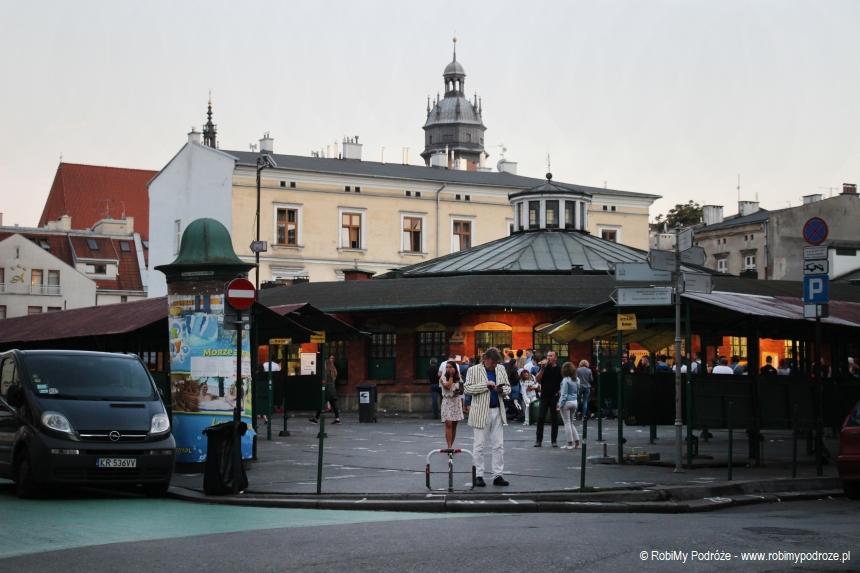 Okrąglak Plac Nowy Kazimierz