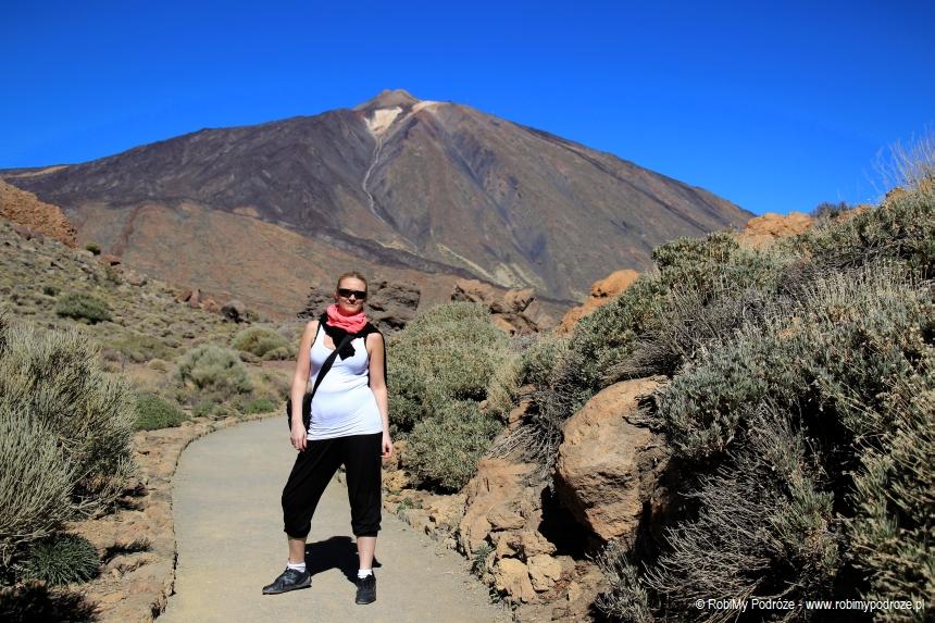 Pojechać na Teneryfę w styczniu i opalać się pod wulkanem