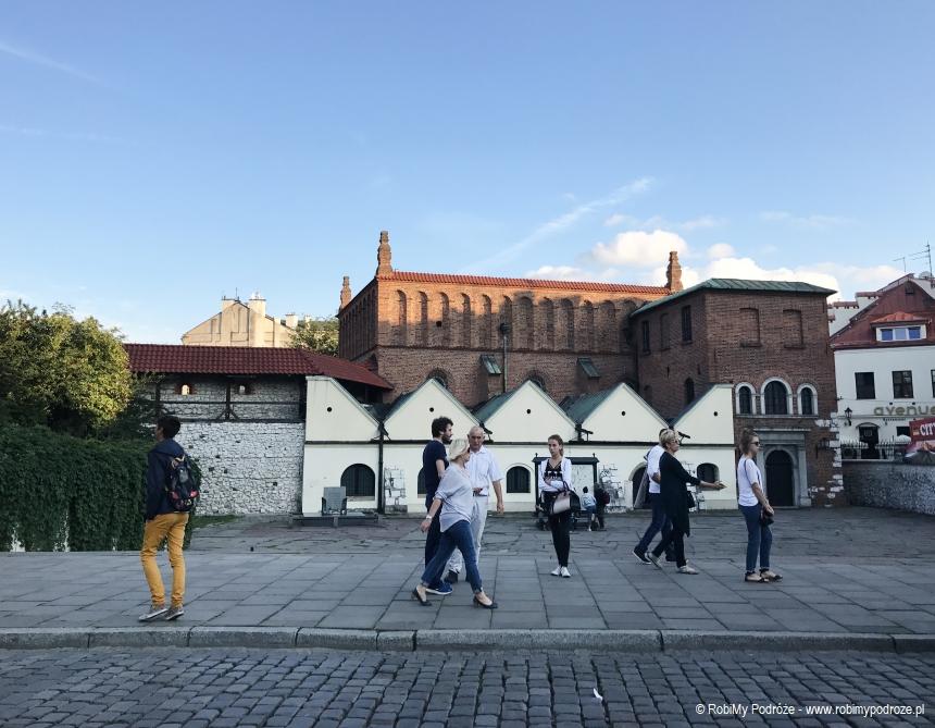Synagoga Stara w Kazimierzu