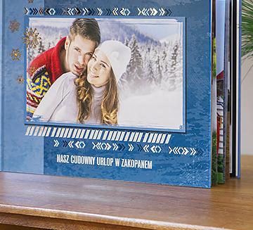 bon podarunkowy nafotoksiążkę naprezent dla podróżującej pary