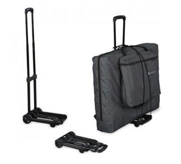 składany wózek bagażowy