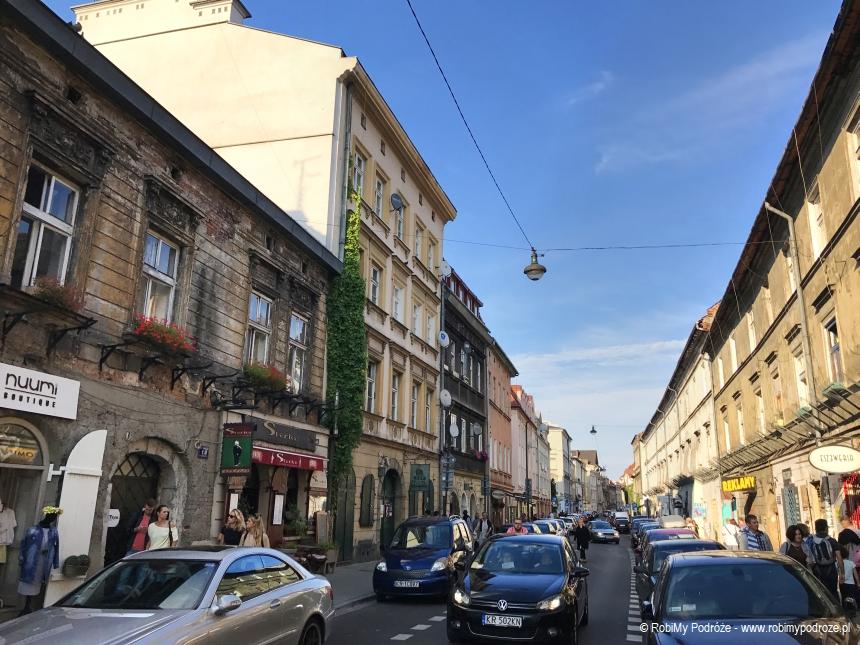 ulica Józefa Kazimierz