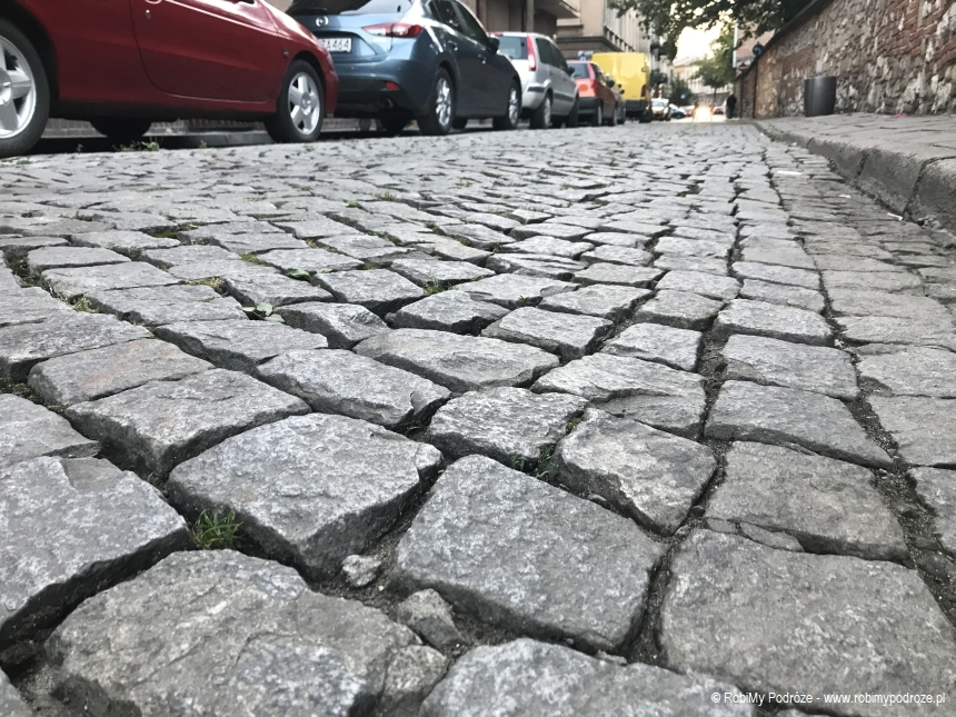 ulice Kazimierza