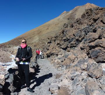 Pico del Teide dla niepełnosprawnych