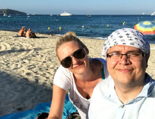 Plaża w Rimini, naszą pierwszą dostosowaną plażą