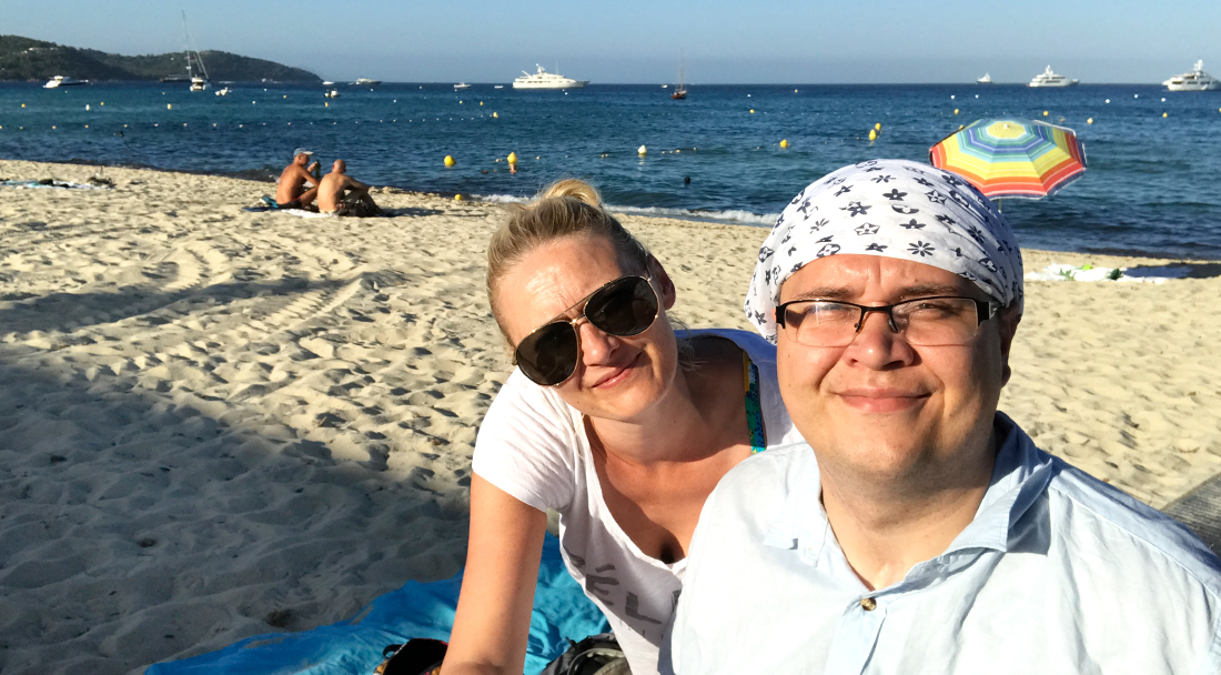 plaża w Rimini pierwszą dostosowaną plażą