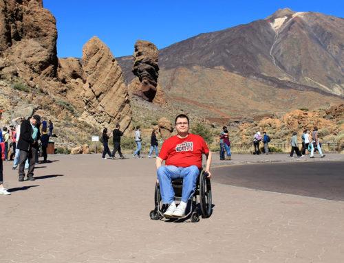 Teneryfa dla niepełnosprawnych