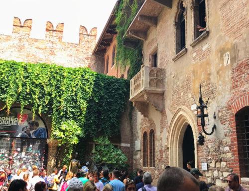 Werona w jeden dzień – nie tylko tropem Romea i Julii (Eurotrip #2)