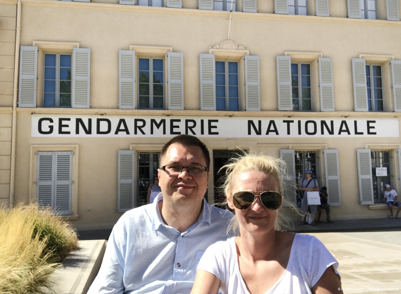 Żandarm z Saint-Tropez i my
