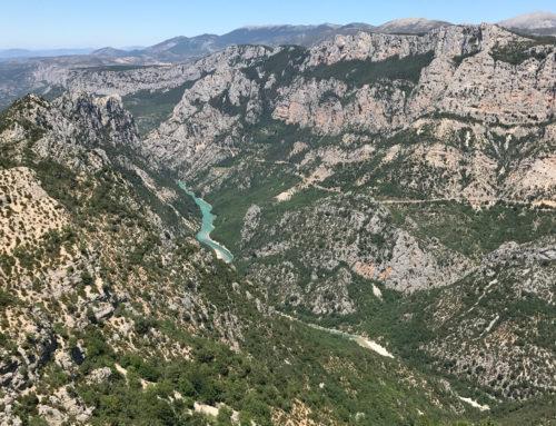 Kanion Verdon, zwiedziliśmy europejskie Kolorado (Eurotrip #3)