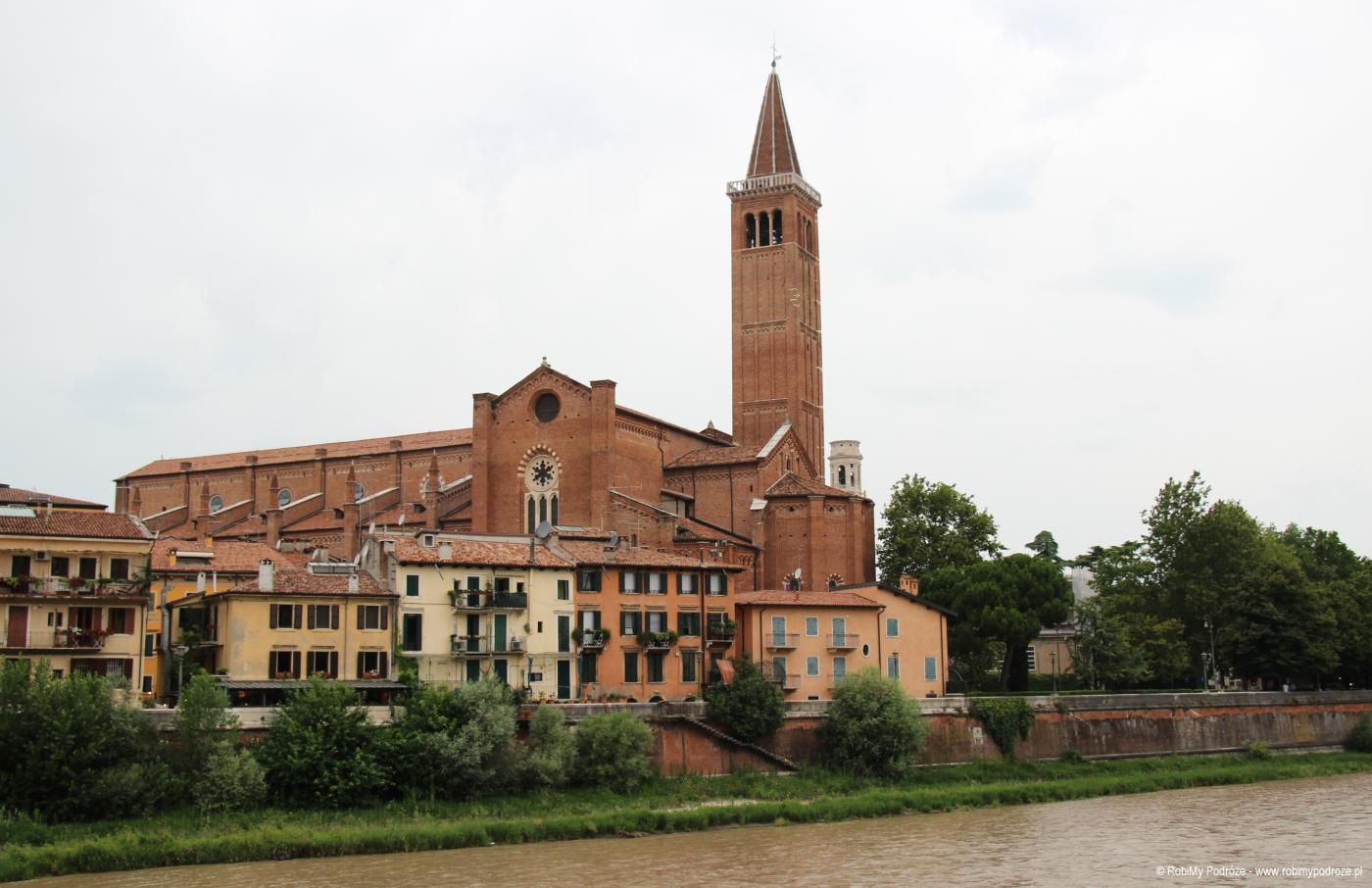Kościół Św. Anastazji w Weronie