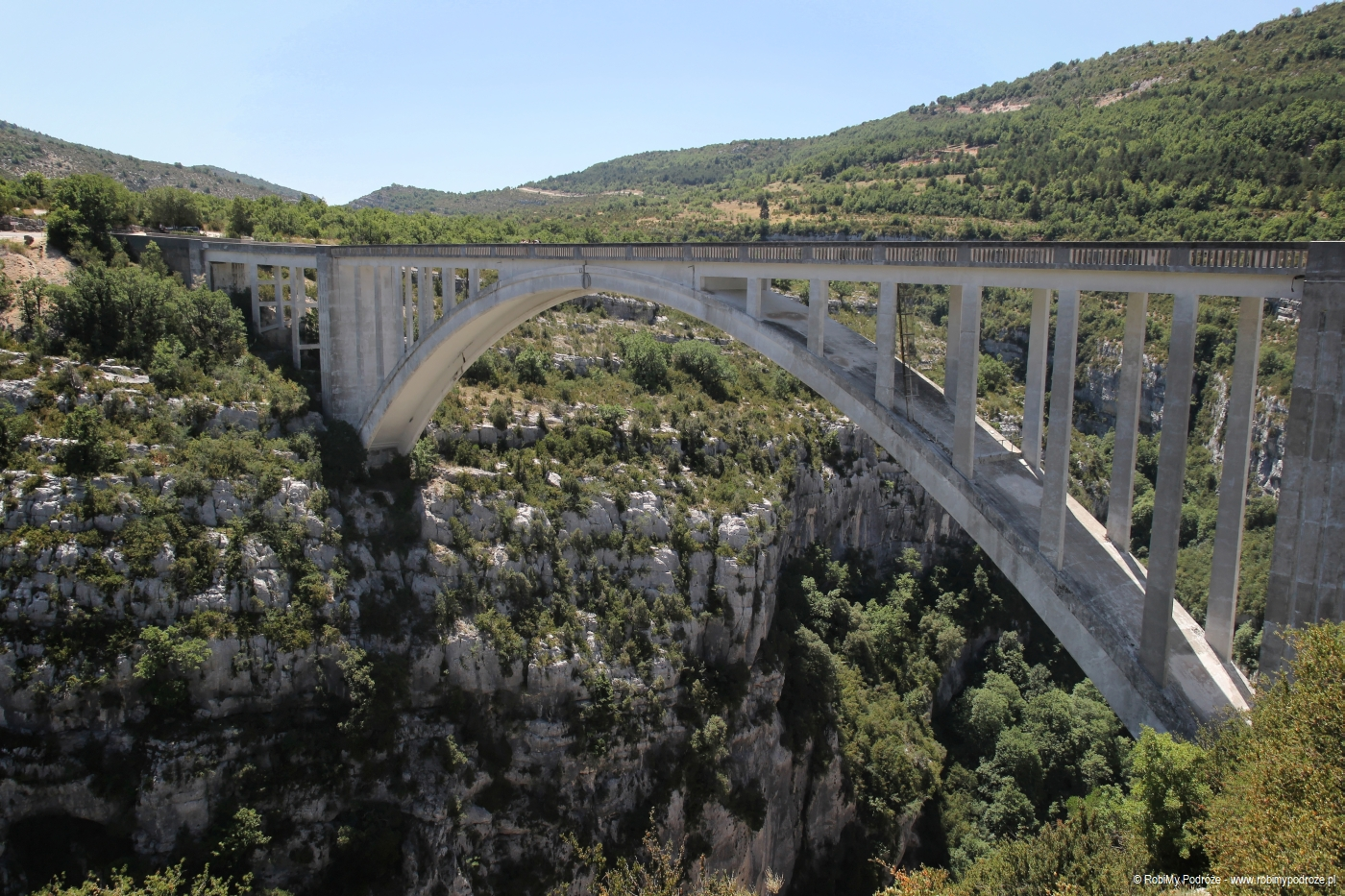 Most Pont Artuby