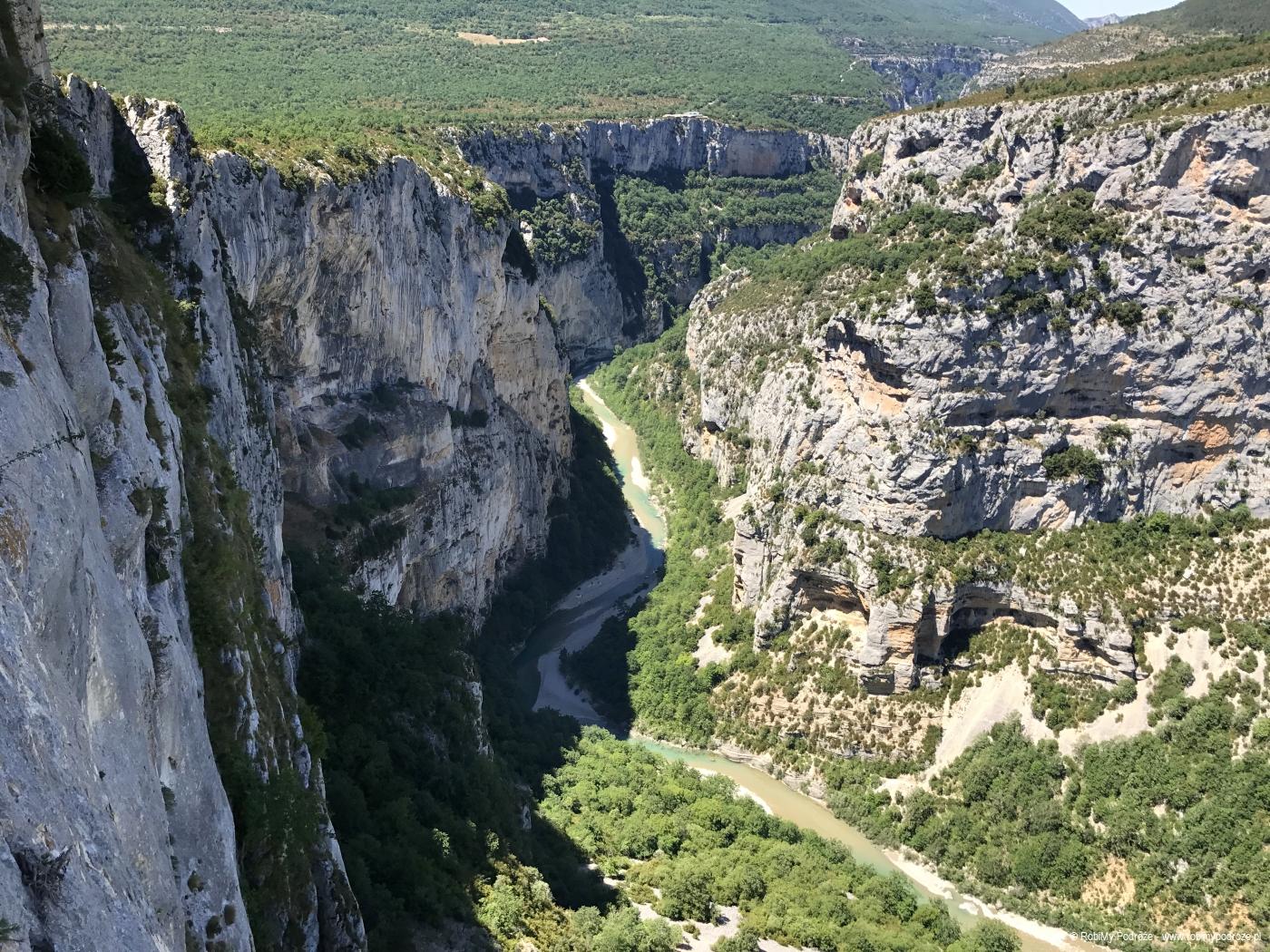 Warto zwiedzić Kanion Verdon