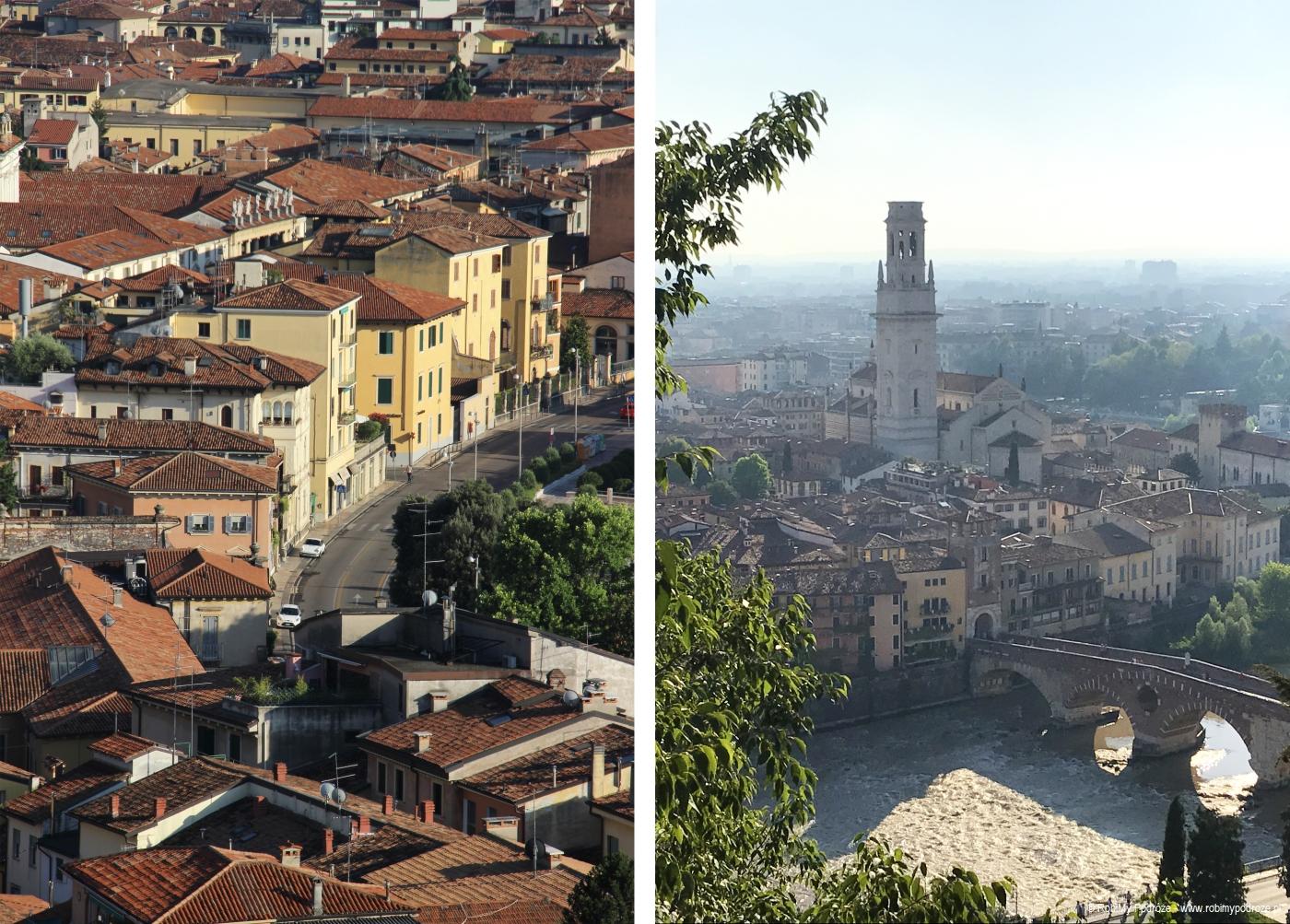 atrakcje Werony z Castel San Pietro