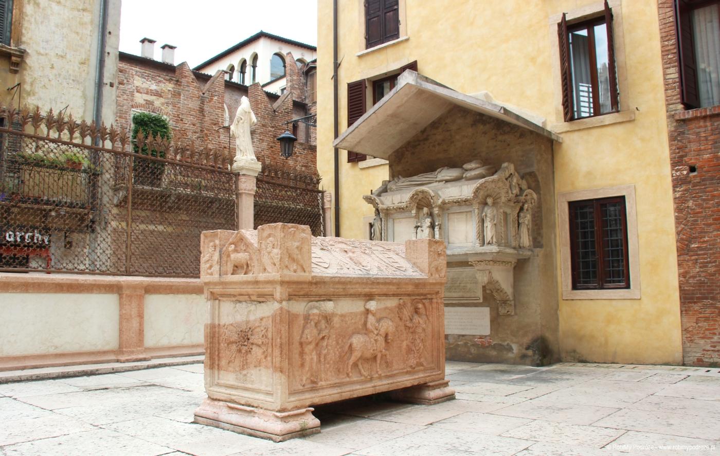 grobowce rodu Della Scala