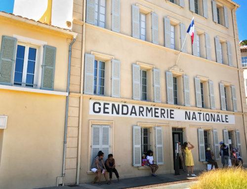 Żandarm z Saint-Tropez i plaża Brigitte Bardot (Eurotrip #3)