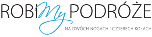 RobiMy Podróże na dwóch nogach i czterech kołach | blog podróżniczy Logo