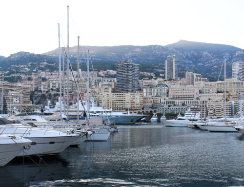 Leniwy dzień w Monako, krainie luksusu (Eurotrip #4)
